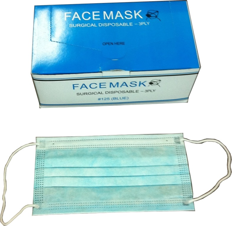 SURGICAL FACE MASK-1BOX