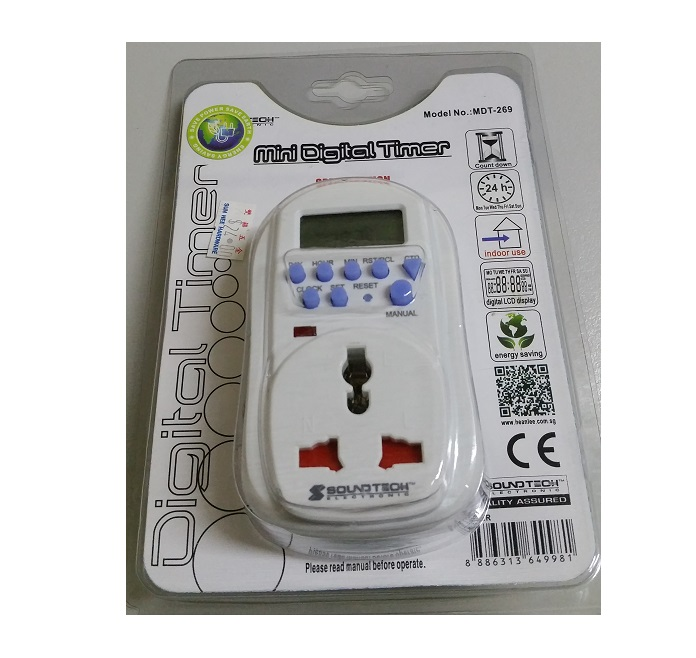 DIGITAL TIMER MDT-269-MINI