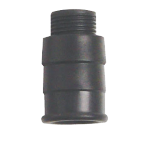 HOSE CONNECTOR 12MM 4110 ECOGREEN