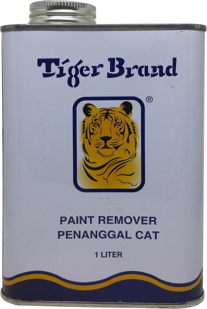 Paint Thinner, Solvent & Remover