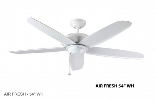 CEILING FAN 54INS FANCO-AIR FRESH
