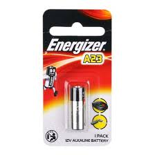 BATTERY ENERGIZER A23 BP1