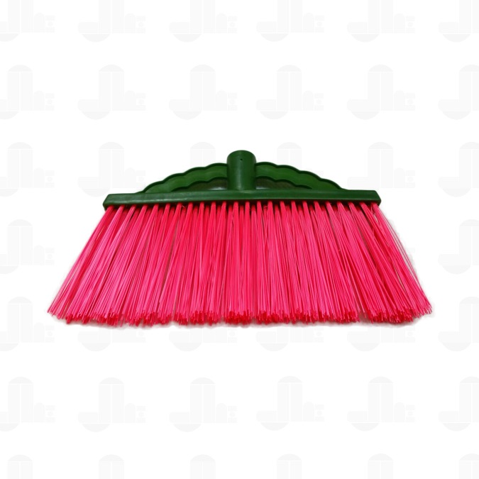 BROOM BRUSH PVC W/O POLE 808 6805