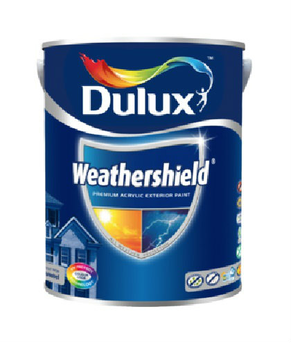 5L 15004 DULUX WEATHERSHIELD