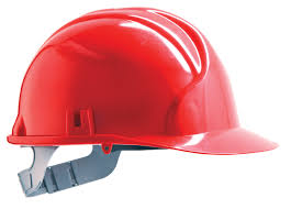 SAFETY HELMET RED