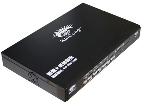 DIGITAL VIDEO RECORDER 4CH DC/12V (DVR9514V)