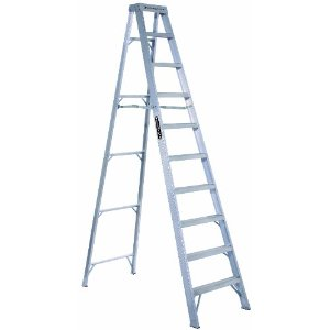 LADDER 10STEP AL K1/HD-10