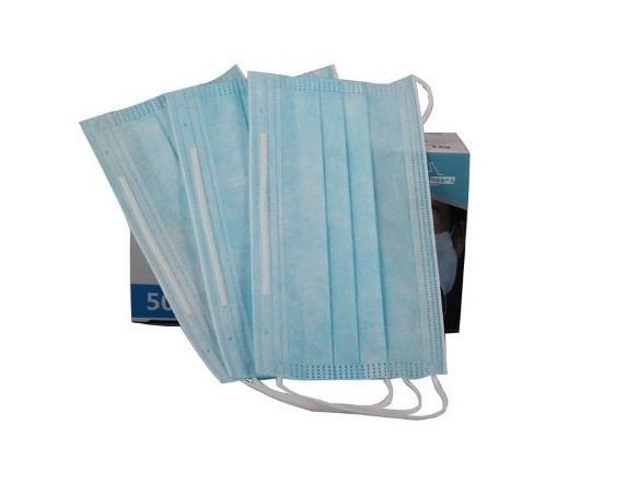 3LAYER HIGH FILTRATION MASK-5PC