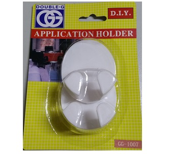 ADHESIVE PLUG HOLDER 1007TP GG