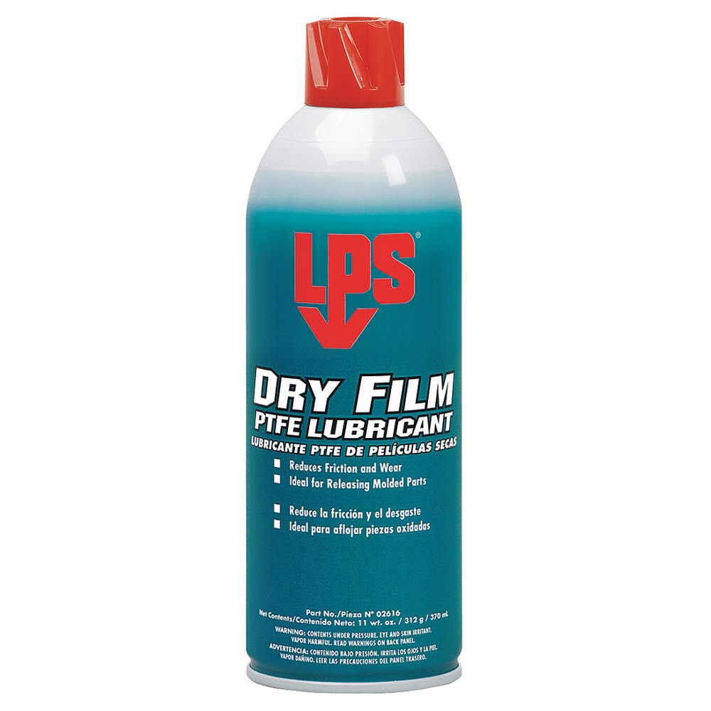 SILICONE LUBRICANT DRY FILM 12oz LPS