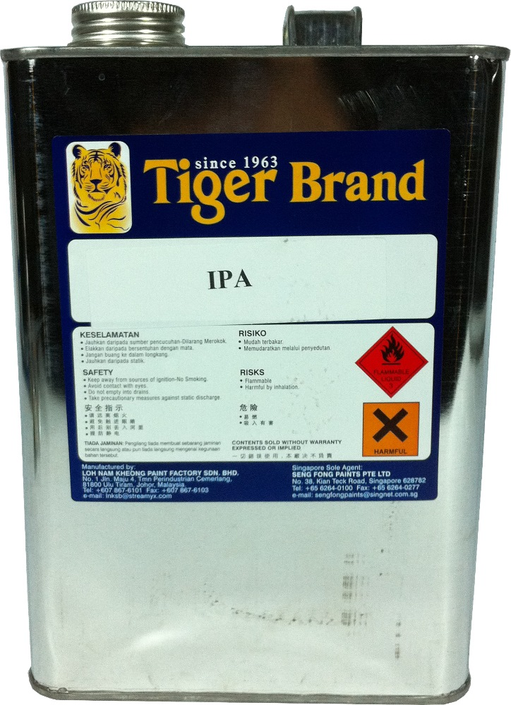 CHEMICAL IPA 3.5L TIGER