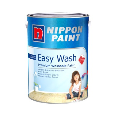 Nippon Paint Easy Wash with Teflon 5L